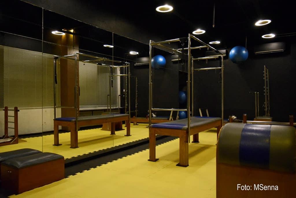 Residencial lagoa studio de pilates